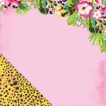 Kaisercraft - Say Aloha Collection - 12 x 12 Double Sided Paper - Island
