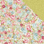 Kaisercraft - Secret Garden Collection - 12 x 12 Double Sided Paper - Prairie