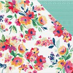 Kaisercraft - Fiesta Collection - 12 x 12 Double Sided Paper - Hola