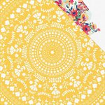 Kaisercraft - Fiesta Collection - 12 x 12 Double Sided Paper - Salsa