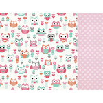 Kaisercraft - Little One Collection - 12 x 12 Double Sided Paper - Zoe