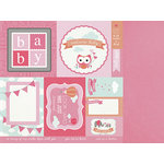 Kaisercraft - Little One Collection - 12 x 12 Double Sided Paper - Chloe
