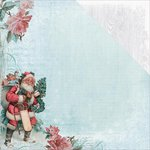 Kaisercraft - Silver Bells Collection - Christmas - 12 x 12 Double Sided Paper - Good Tidings