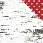 Kaisercraft - Home for Christmas Collection - 12 x 12 Double Sided Paper - Eggnog