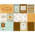 Kaisercraft - Homemade Collection - 12 x 12 Double Sided Paper - Comfy Corner