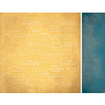 Kaisercraft - Seaside Collection - 12 x 12 Double Sided Paper - Escape