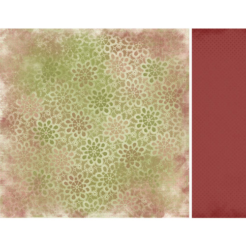 Kaisercraft - English Rose Collection - 12 x 12 Double Sided Paper - Frieda