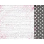 Kaisercraft - Love Notes Collection - Valentine - 12 x 12 Double Sided Paper - Love Song