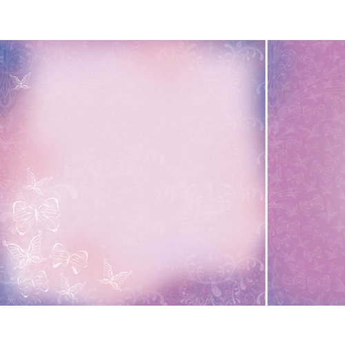Kaisercraft - Magic Happens Collection - 12 x 12 Double Sided Paper - Enchanted