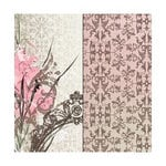 Kaisercraft - Chanteuse Collection - 12 x 12 Double Sided Paper - Soprano