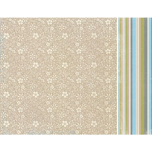 Kaisercraft - Blae and Ivy Collection - 12 x 12 Double Sided Paper - Meadow