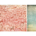 Kaisercraft - Sweet Nothings Collection - 12 x 12 Double Sided Paper - With Love