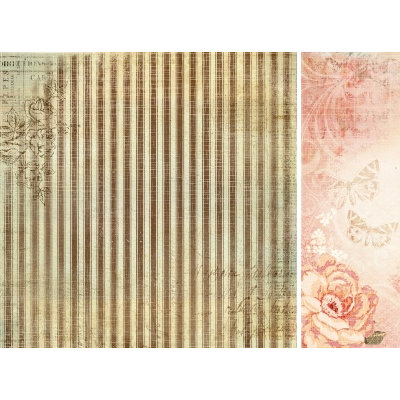 Kaisercraft - Sweet Nothings Collection - 12 x 12 Double Sided Paper - All Yours
