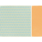 Kaisercraft - On the Move Collection - 12 x 12 Double Sided Paper - Cylinders