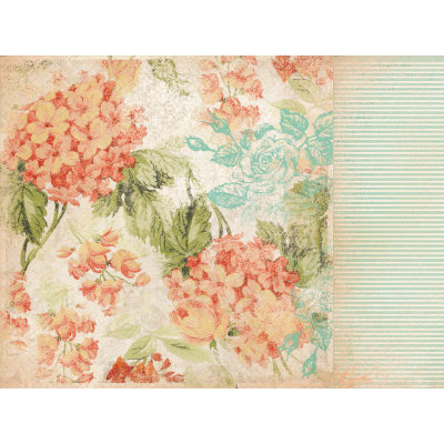 Kaisercraft - These Days Collection - 12 x 12 Double Sided Paper - Generation