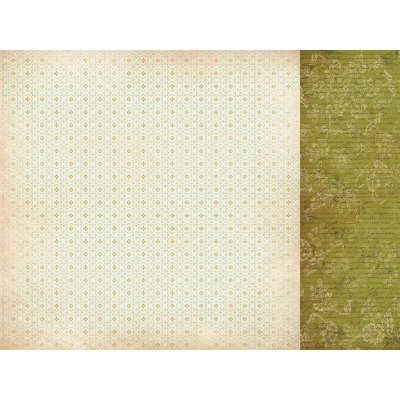 Kaisercraft - These Days Collection - 12 x 12 Double Sided Paper - History