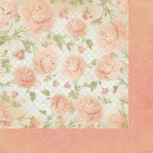 Kaisercraft - Charlottes Dream Collection - 12 x 12 Double Sided Paper - Deja-Vu