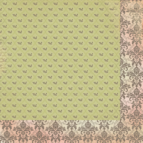 Kaisercraft - Charlottes Dream Collection - 12 x 12 Double Sided Paper - Illusion
