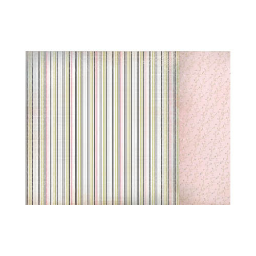 Kaisercraft - The Lakehouse Collection - 12 x 12 Double Sided Paper - Relax