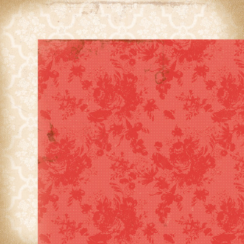 Kaisercraft - Miss Match Collection - 12 x 12 Double Sided Paper - Junk