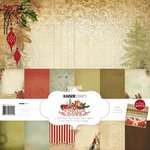 Kaisercraft - Turtle Dove Collection - Christmas - 12 x 12 Paper Pack