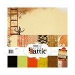 Kaisercraft - In the Attic Collection - 12 x 12 Paper Pack