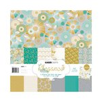 Kaisercraft - Elegance Collection - 12 x 12 Paper Pack