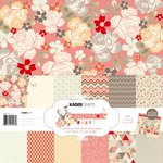 Kaisercraft - Sweet Pea Collection - 12 x 12 Paper Pack