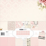 Kaisercraft - Pitter Patter Collection - 12 x 12 Paper Pack - Girl