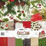Kaisercraft - Basecoat Christmas Collection - 12 x 12 Paper Pack