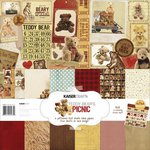 Kaisercraft - Teddy Bears Picnic Collection - 12 x 12 Paper Pack