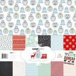 Kaisercraft - North Pole Collection - Christmas - 12 x 12 Paper Pack