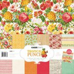Kaisercraft - Tropical Punch Collection - 12 x 12 Paper Pack