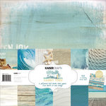 Kaisercraft - Sandy Toes Collection - 12 x 12 Paper Pack