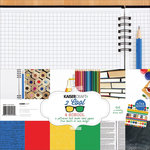Kaisercraft - 2 Cool 4 School Collection - 12 x 12 Paper Pack