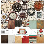 Kaisercraft - Antique Bazaar Collection - 12 x 12 Paper Pack