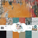 Kaisercraft - Scrap Yard Collection - 12 x 12 Paper Pack