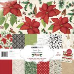 Kaisercraft - Home for Christmas Collection - 12 x 12 Paper Pack