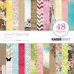 Kaisercraft - Expressions Collection - 12 x 12 Paper Pad