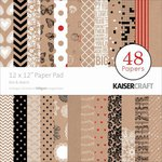 Kaisercraft - Mix and Match Collection - 12 x 12 Paper Pad