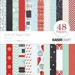 Kaisercraft - North Pole Collection - Christmas - 12 x 12 Paper Pad