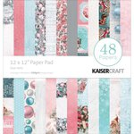 Kaisercraft - Silver Bells Collection - Christmas - 12 x 12 Paper Pad