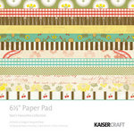 Kaisercraft - Nan's Favourites Collection - 6.5 x 6.5 Paper Pad
