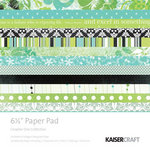 Kaisercraft - Chapter One Collection - 6.5 x 6.5 Paper Pad