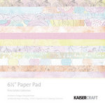 Kaisercraft - Pink Gelato Collection - 6.5 x 6.5 Paper Pad