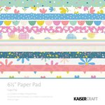 Kaisercraft - Suga Pop Collection - 6.5 x 6.5 Paper Pad