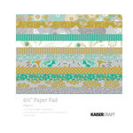 Kaisercraft - Elegance Collection - 6.5 x 6.5 Paper Pad