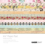 Kaisercraft - Needle and Thread Collection - 6.5 x 6.5 Paper Pad