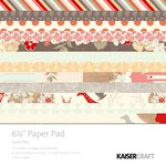 Kaisercraft - Sweet Pea Collection - 6.5 x 6.5 Paper Pad