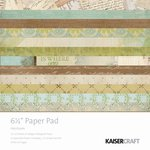 Kaisercraft - Heirloom Collection - 6.5 x 6.5 Paper Pad